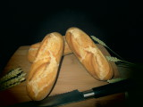 petit pain 80g long